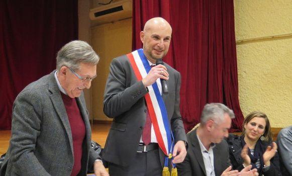Nouveau Maire