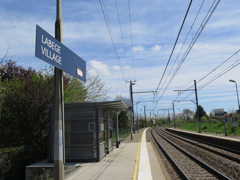 Transports en commun Gare de Labège