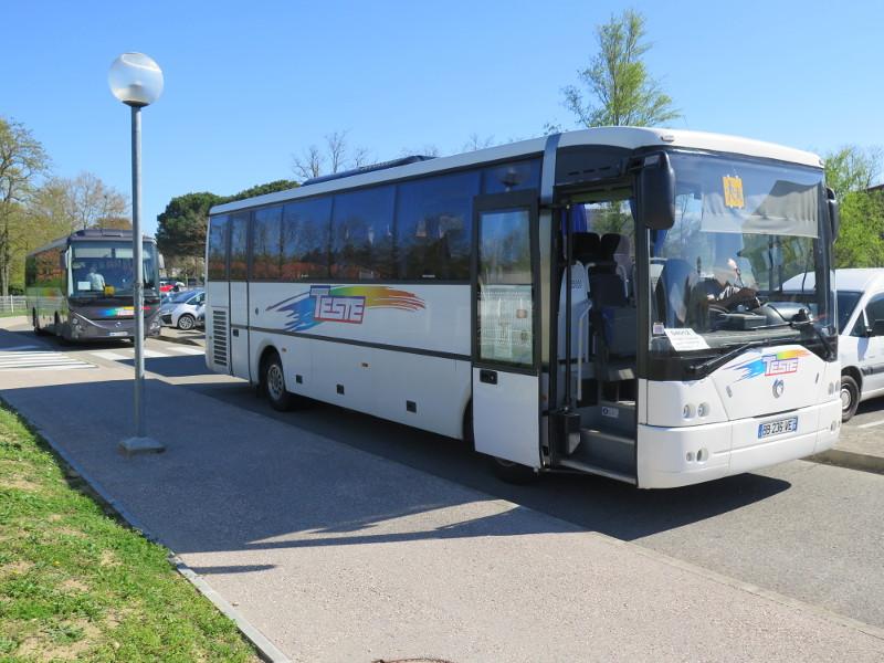 Transport scolaire : les cartes sont disponibles jusqu'au 30 septembre