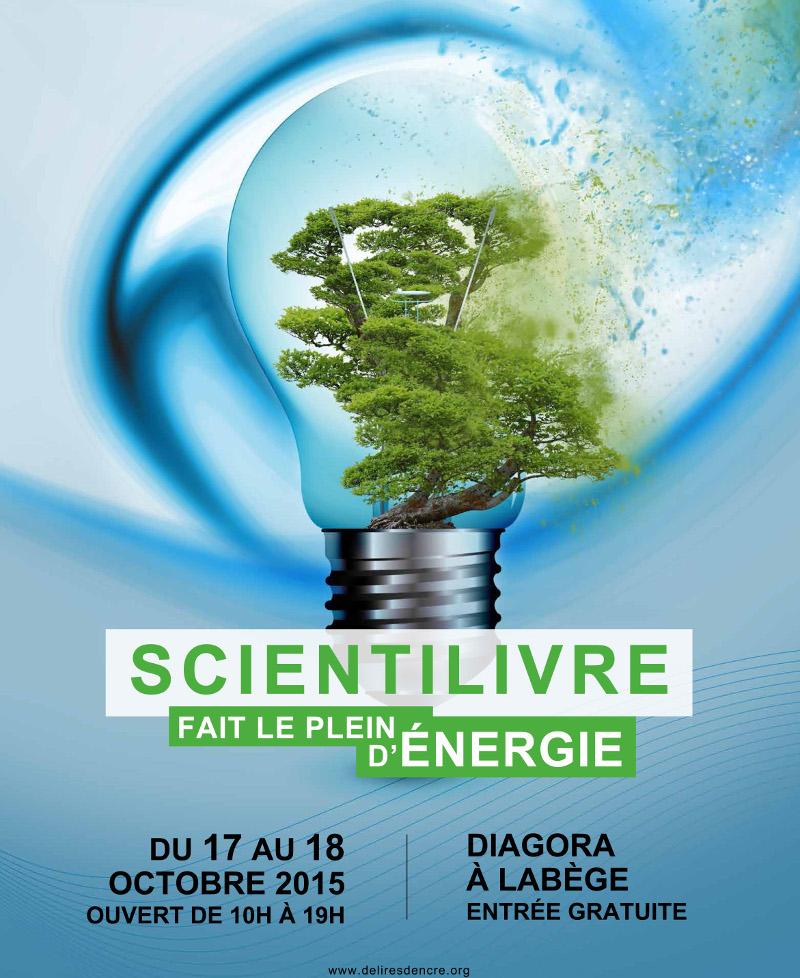 Visuel Scientilivre 2015