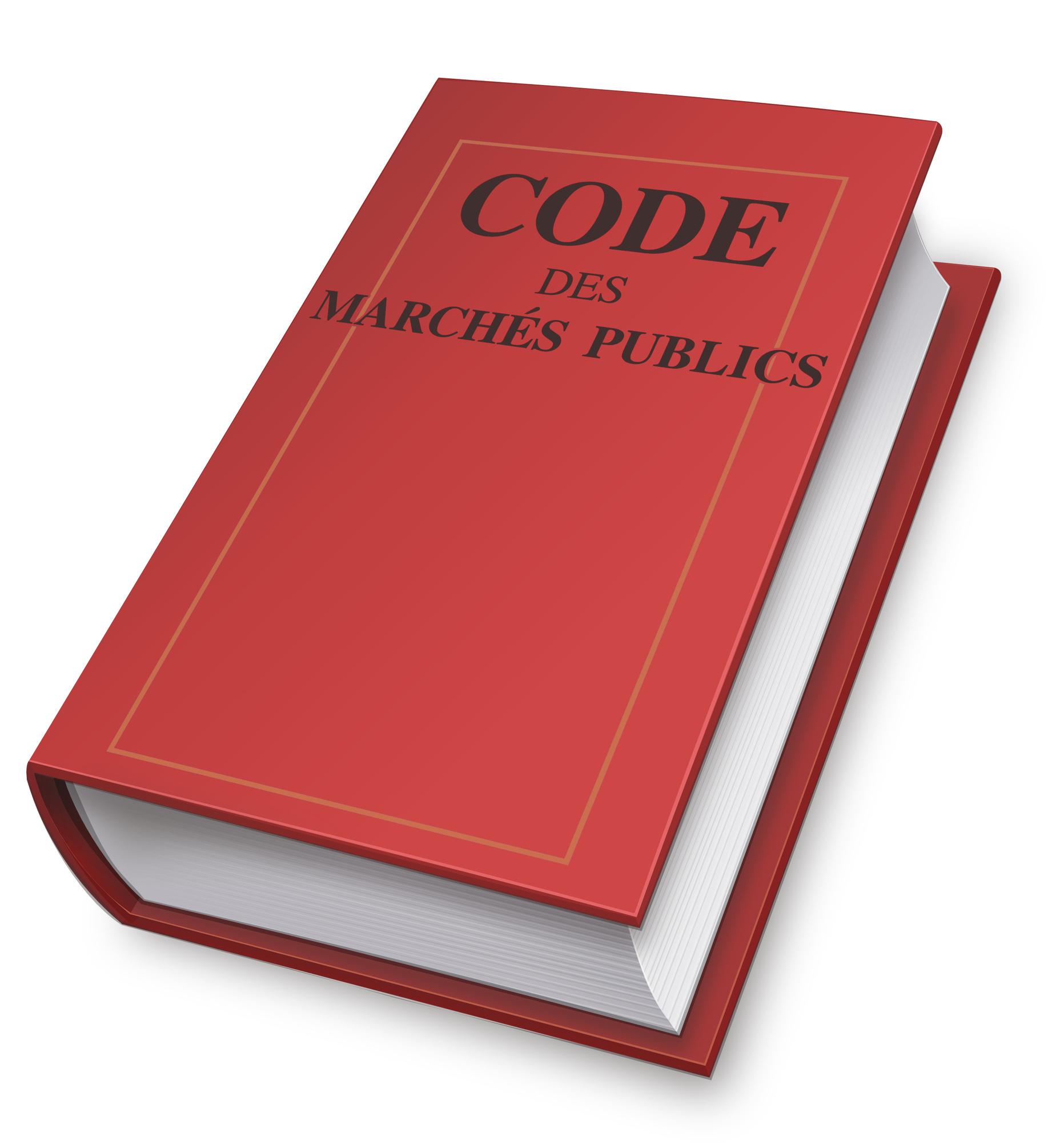 Code des marchs publics
