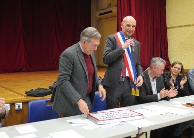 08/03/2016 - Election de Laurent Chérubin