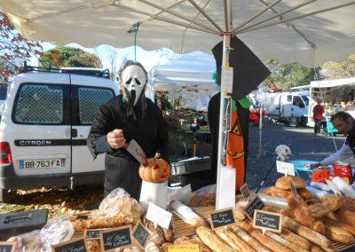 31/10/2015 - Marché d'Halloween