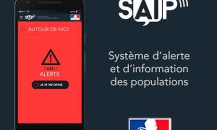 SAIP : une application gratuite pour alerter les populations en cas de crise majeure
