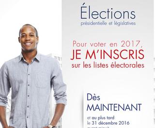 Voter en 2017 : je m'inscris sur les listes électorales au plus tard le 31 décembre 2016