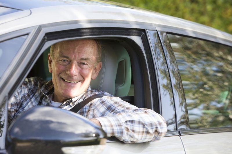 14 octobre : sensibilisation des seniors à la conduite