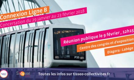 Connexion Ligne B – Concertation