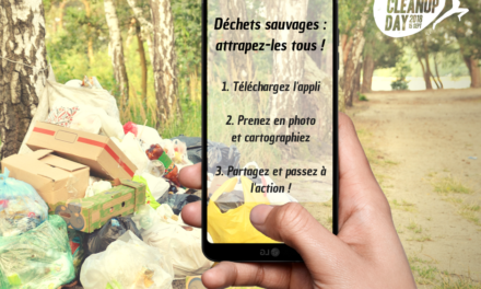 World Clean Up Day : rendez-vous le 26 mai !