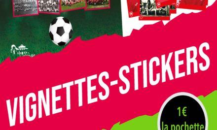 Album panini du Labège Football Club : les vignettes sont en vente !