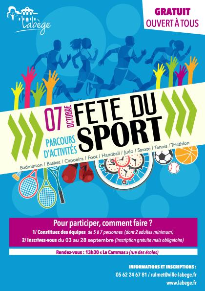 Fête du Sport –