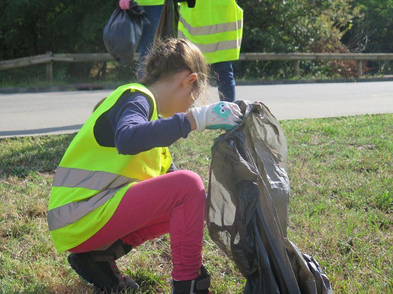 World Clean Up Day : bravo à tous !