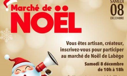 Artisans, créateurs : participez au marché de Noël