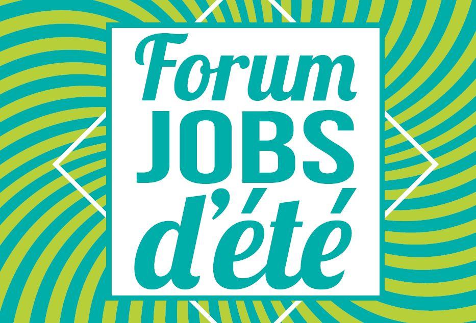 Forum Jobs d'été 2019, soyez prêts !