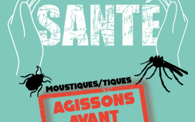 Moustiques et tiques : les connaître et s'en préserver