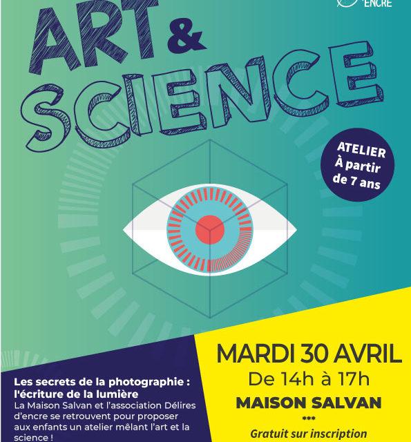 Atelier croisé- Art & Science