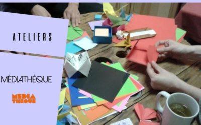 Atelier de création «Origami»