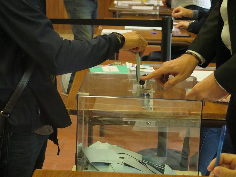 Élections européennes : résultats à Labège