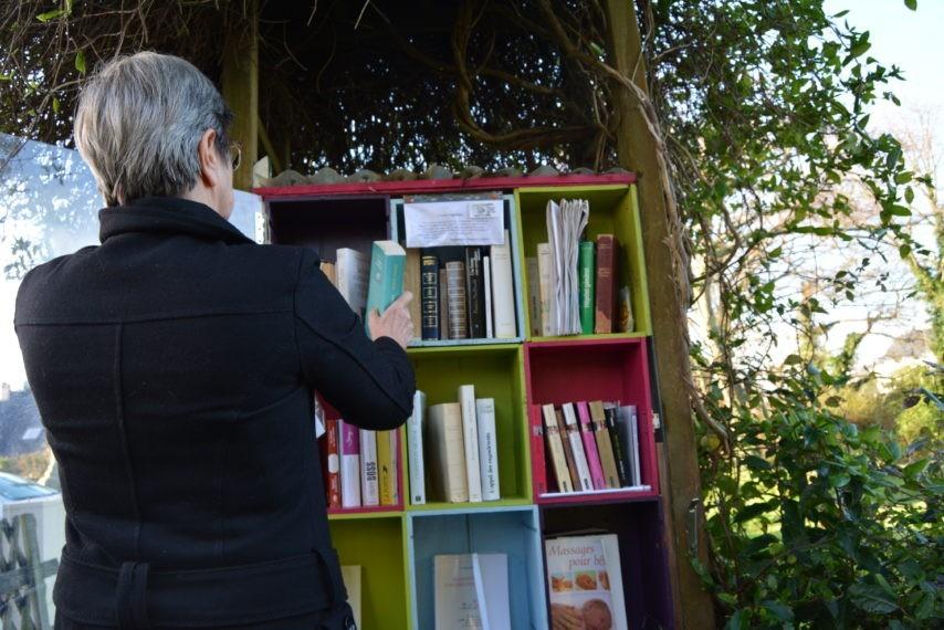 Des boites à livres à Labège