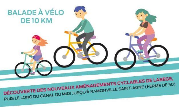 fête du vélo du Sicoval : 13 octobre
