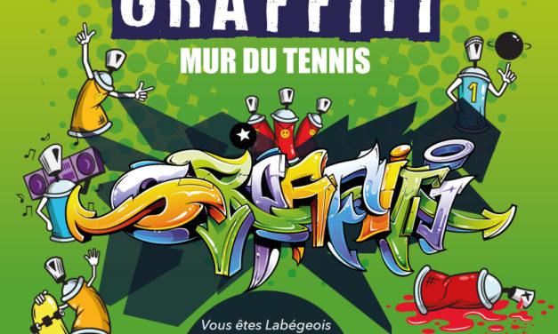 Jeunes Labégeois, participez au projet «graffiti»