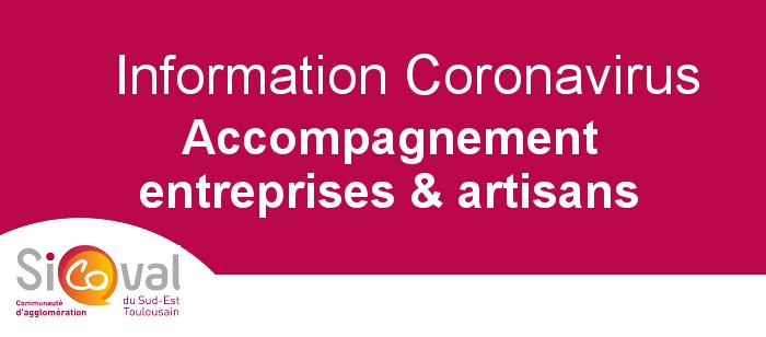Coronavirus : les mesures d'aide aux entreprises