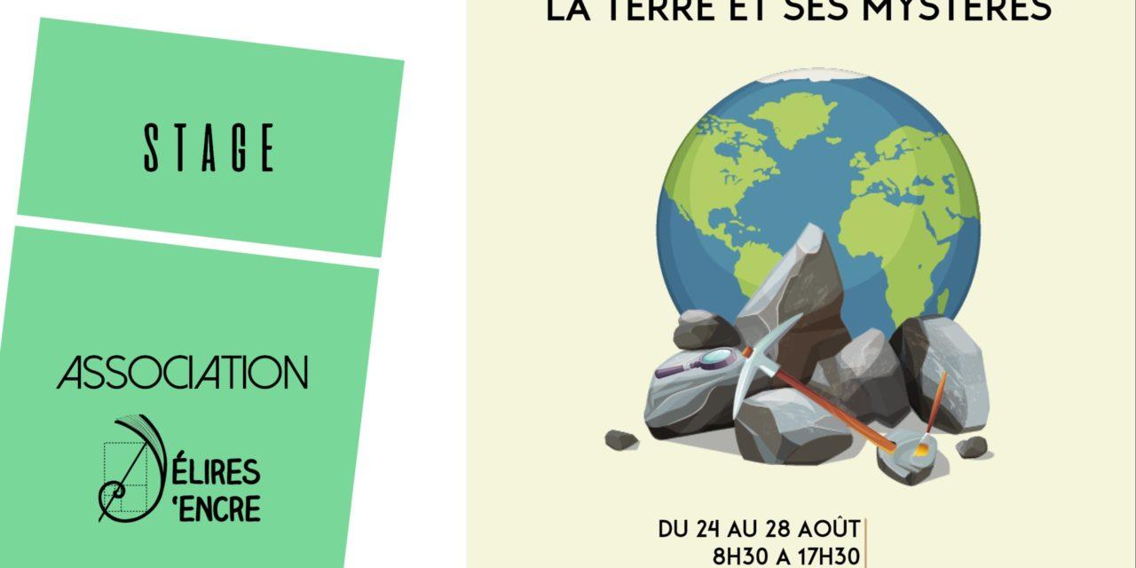 Stage enfants » La Terre et ses mystères «