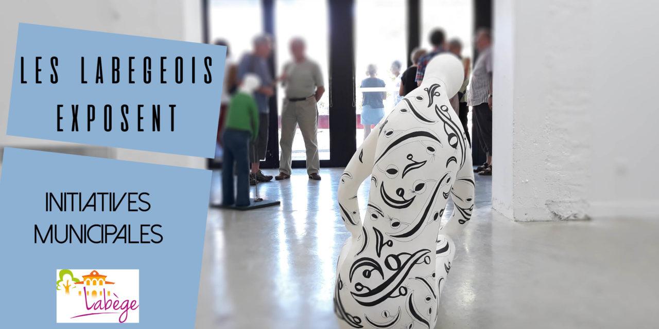 Les Labégeois exposent : un temps de rencontre, d'échange et de partage autour de l'art entre Labégeois