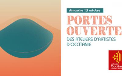Journée Régionale portes ouvertes des Ateliers d'Artistes
