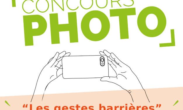 Concours photos : les gestes barrières à Labège