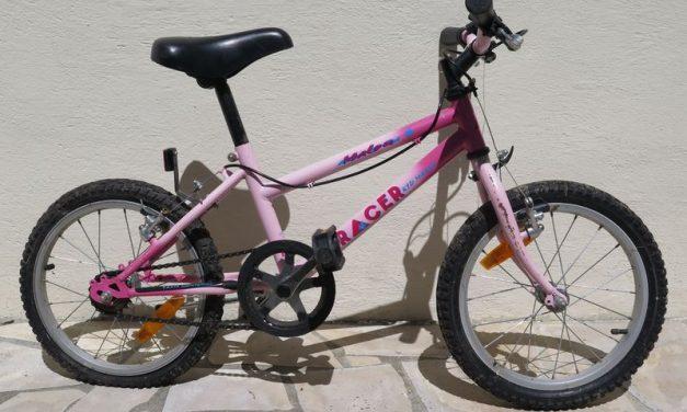 A qui est ce vélo?