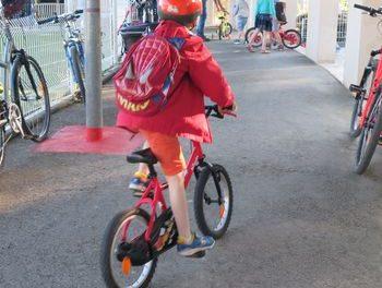 Le 6 mars, venez à l'école en vélo !