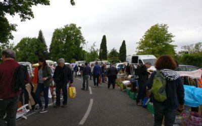 Vide-grenier du 17 mai : les inscriptions sont ouvertes