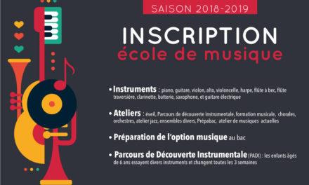 La musique pour tous !