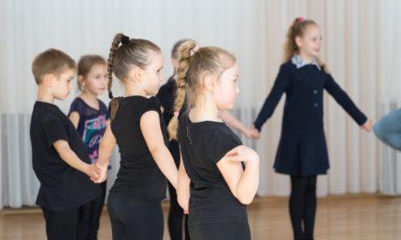 Nouveau – cours baby dance
