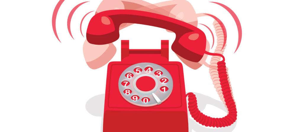 Arnaques par téléphone : soyez prudent !