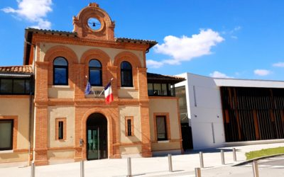 Inauguration de la Mairie : le 13 avril à 11h