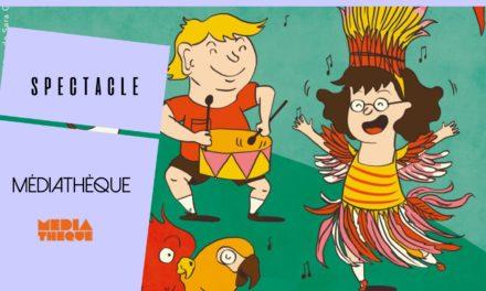 Spectacle musical pour tout-petits