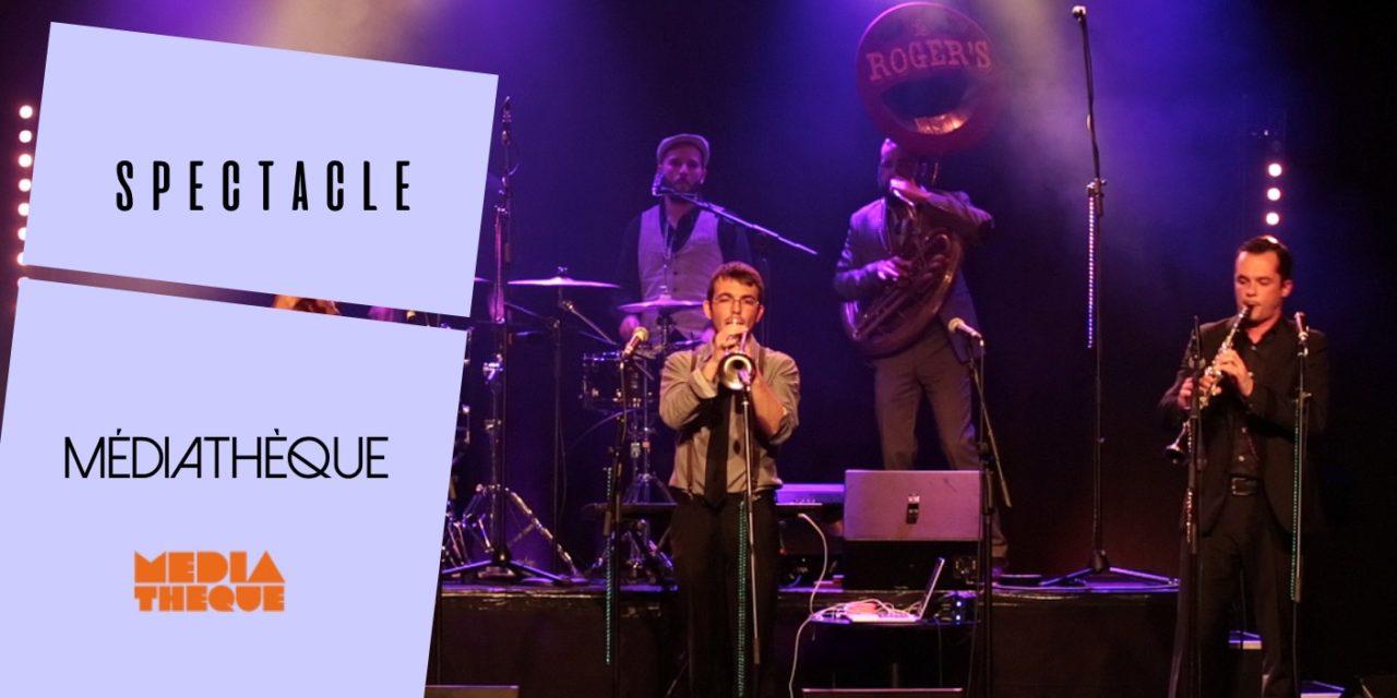Les Roger's : Concert New-Orléans