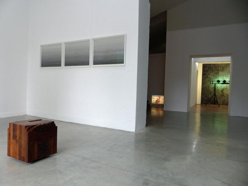 Temps forts autour de l'exposition de Pascal Navarro