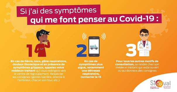 Ouverture de trois centres de soins à Baziège, Castanet-Tolosan et Ramonville Saint-Agne
