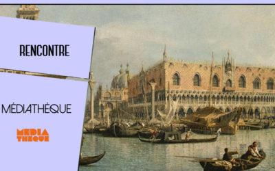 Soirée littéraire «Venise de cape et d'épée» // ANNULATION