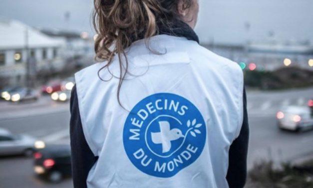 Démarchage Médecins du monde