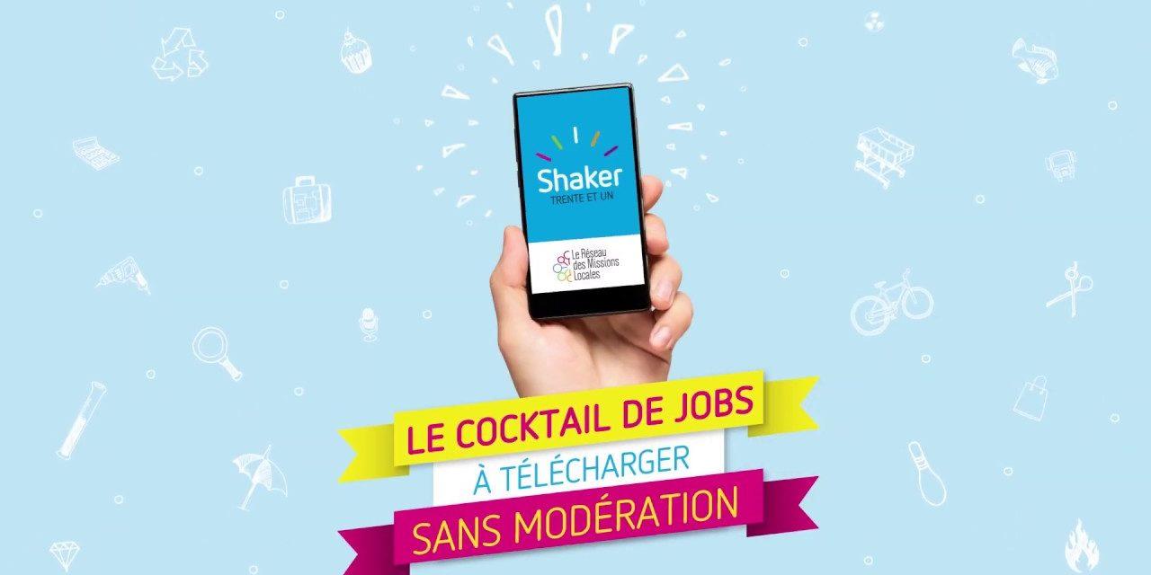 Shaker 31 – Une application pour les missions locales