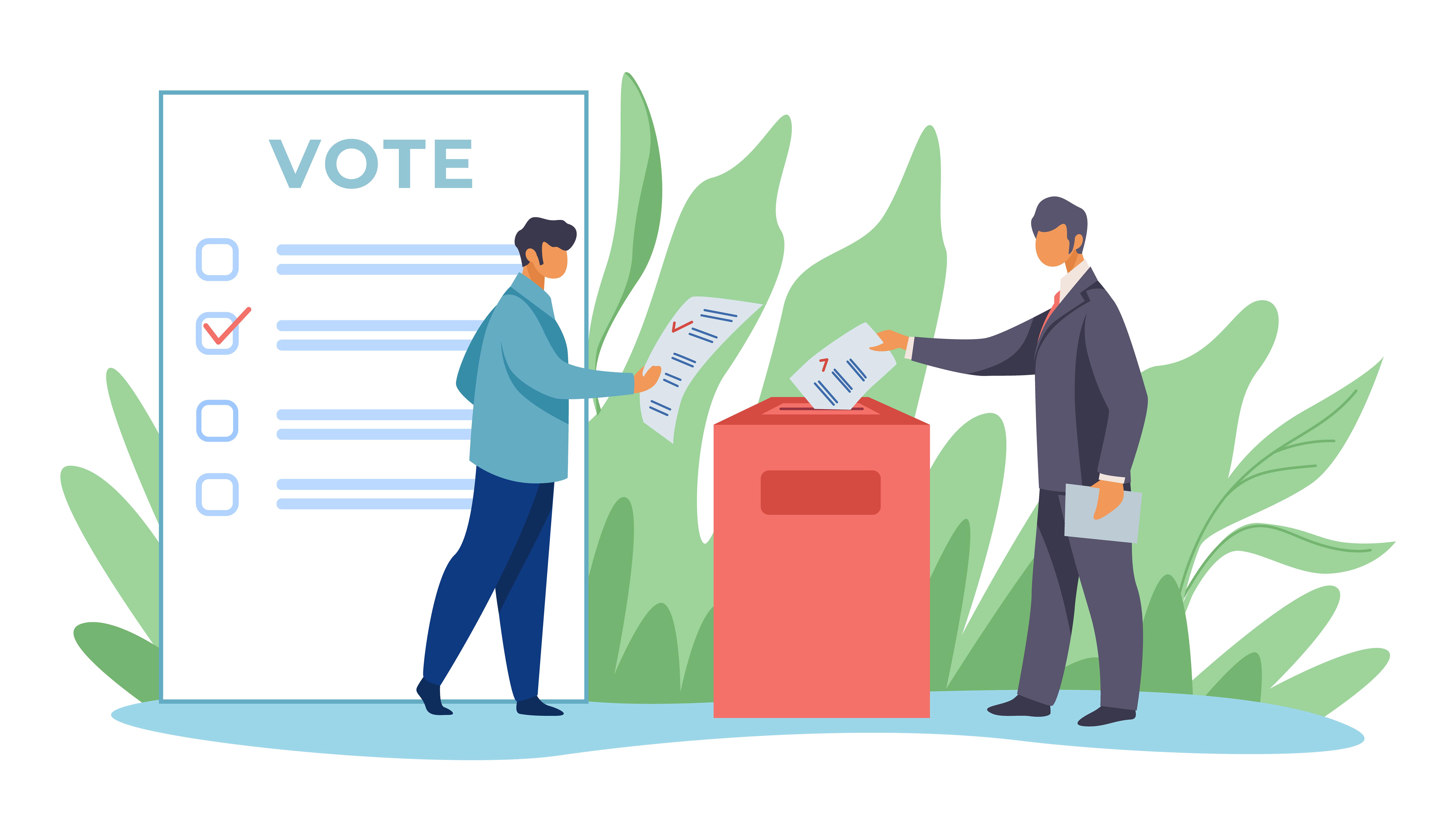 Nouvelle organisation des bureaux de vote