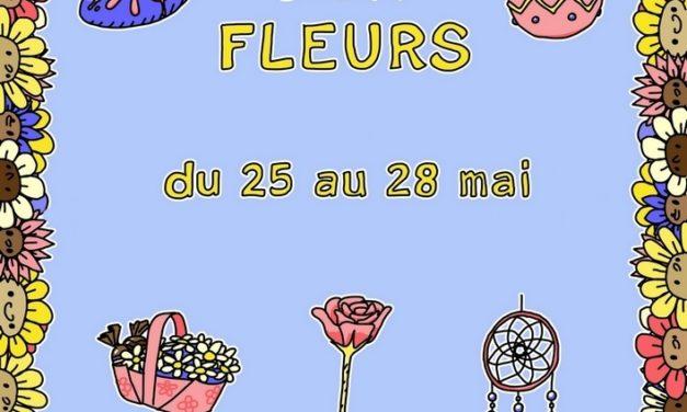 Marché aux fleurs ALAE