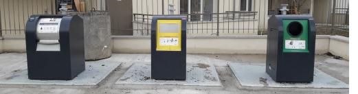 Campagne de lavage des colonnes enterrées implantées sur le domaine public